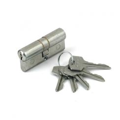 Цилиндровый механизм Зенит МЦ 1-5-60 никель д/врез.замков 5 кл.
