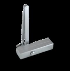 Доводчик дверной ABLOY DC 140 EN2/3/4/5 серебро с рычагом до 110 кг (ширина до 1250 мм)