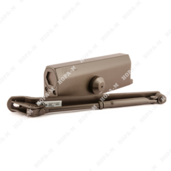 Доводчик дверной Нора-М №5S морозостойкий до 160кг бронза