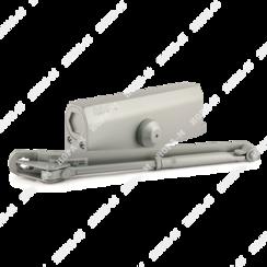 Доводчик дверной Нора-М №5S морозостойкий до 160кг серый
