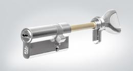 Цилиндровый механизм Крит Р-238-St (40/20/80) 5кл. перф. Кл-Хп арт.03179