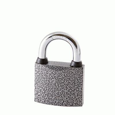 Замок навесной Аллюр HG-350C(ВС1Ч-350) d8мм полимер 5 ключей