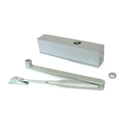 Доводчик дверной DORMA TS 72 EN2/4 от 50 до 120 кг. c рычагом CL-N белый