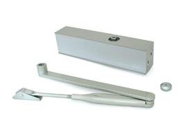 Доводчик дверной DORMA TS 72 EN2/4 от 50 до 120 кг. c рычагом CL-N серый