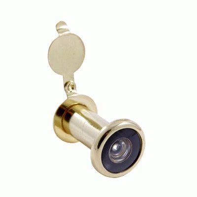 Глазок дверной Аллюр ГД-2 БШт 35-50мм d=14мм золото