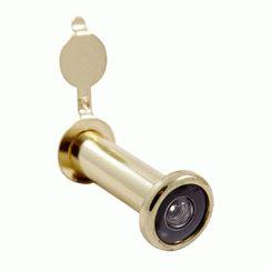 Глазок дверной Аллюр ГД-3 БШт 50-75мм d=14мм золото