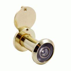Глазок дверной Аллюр ГДШ-2 БШт 35-50мм d=16мм золото