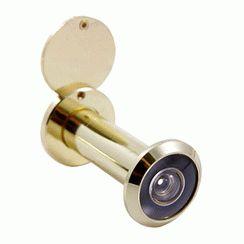 Глазок дверной Аллюр ГДШ-3 БШт 50-75мм d=16мм золото