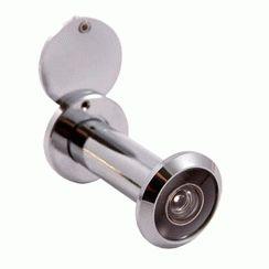 Глазок дверной Аллюр ГДШ-3 БШт 50-75мм d=16мм хром