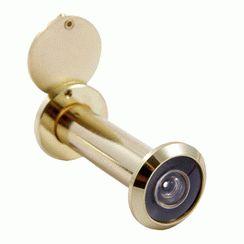 Глазок дверной Аллюр ГДШ-4 БШт 60-100мм d=16мм золото