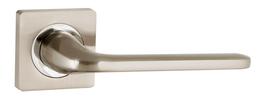 Ручка раздельная Punto (Пунто) DROID ZQ SN/CP-3 матовый никель/хром