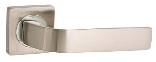 Ручка раздельная Punto (Пунто) INTEGRA ZQ SN/CP-3 матовый никель/хром