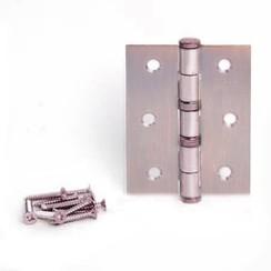 Петля дверная 2 шт. Апекс 80х60-B2-Steel-AC медь 2 подшип.
