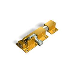 Шпингалет накладной Апекс DB-05-50-G (500-50-G) золото
