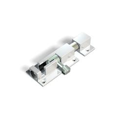 Шпингалет накладной Апекс DB-05-50-W белый (500-50-W)