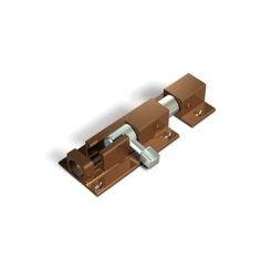 Шпингалет накладной Апекс DB-05-80-AB бронза (500-80-AB)