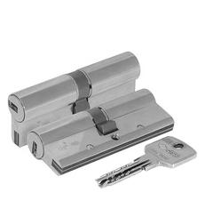 Цилиндровый механизм Cisa (Чиза) ASTRAL S ОА3S1-29.12 (90 мм/40+10+40), НИКЕЛЬ