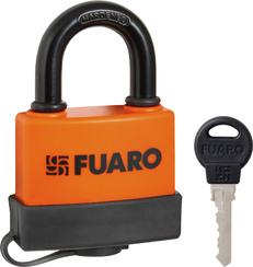 "Замок Fuaro (Фуаро) навесной PL-3660 (60 мм) 3 ""англ.""кл. БЛИСТЕР"