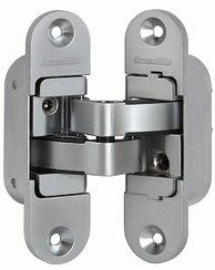 Петля скрытой установки ARMADILLO с 3D-регулировкой Architect 3D-ACH 60 SC Матовый хром прав. 60 кг
