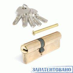 Цилиндровый механизм Апекс SM-90(35х55)-G перф.латунь