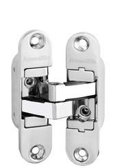 Петля скрытой Armadillo (Армадилло) установки с 3D-регулировкой Architect 3D-ACH 40 CP-8 Хром прав. 40 кг