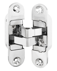 Петля скрытой Armadillo (Армадилло) установки с 3D-регулировкой Architect 3D-ACH 60 CP-8 Хром прав. 60 кг