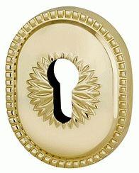 Декоративная накладка ARMADILLO на цилиндр ET-DEC CL (ATC Protector 1) GP Золото