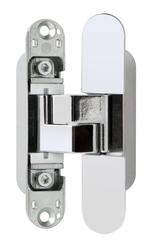 E30200.02.34 (мат. AGB (АГБ) хром) петля ECLIPSE 3.0 (4 накладки в комплекте)