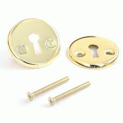 Накладка для замка Apecs 6000-WC/S  DP-S-06-G золото