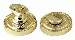 Ручка поворотная ARMADILLO WC-BOLT BK6/CL GP-2 Золото