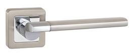 Ручка раздельная Punto (Пунто) GALAXY QR SN/CP-3 матовый никель/хром