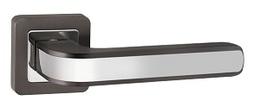 Ручка раздельная Punto (Пунто) NOVA QR GR/CP-23 графит/хром