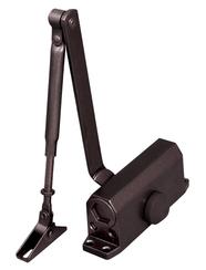Доводчик дверной Punto (Пунто) SD-2020 BR 25-45 кг (коричневый)