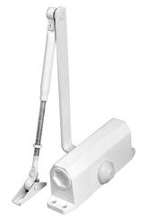 Доводчик дверной Punto (Пунто) SD-2030 WH 40-55 кг (белый)
