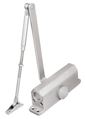 Доводчик дверной Punto (Пунто) SD-2040 AL 55-80 кг (алюминий)