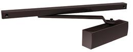Доводчик дверной Armadillo (Армадилло) со скользящей тягой DCS-85 (коричневый)