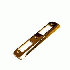 Ответная планка  BP-1425-G для замка 1425 G золото