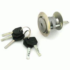 Цилиндровый механизм дисковый 5 ключей  88200