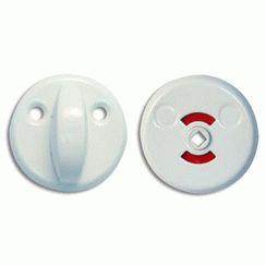 Сантехническая завёртка  Apecs WC-0608-W белый