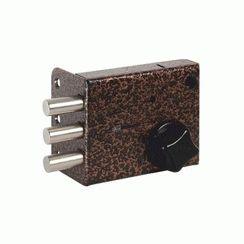 Замок накладной Сенат ЗНС-10-3 3 ключа 492