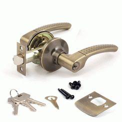 Защёлка Апекс 8026-01-AB бронза кл/фикс