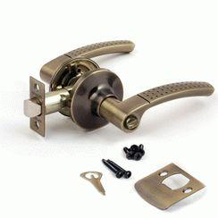 Защёлка Апекс 8026-03-AB бронза фикс.