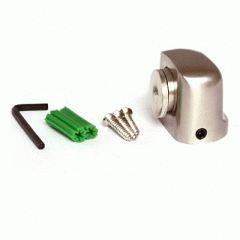 Ограничитель дверной Апекс магнитный DS-2751-М-NIS (S) мат.ник