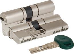 Цилиндровый механизм Mottura (Моттура) C31D313101C5 (62 мм/26+10+26), МАТ.НИКЕЛЬ