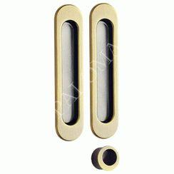 Ручки для раздвижных дверей  бронза SDH 501 АВ