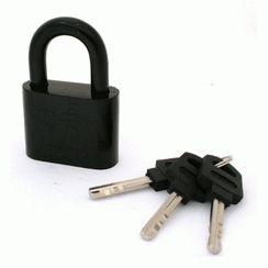 Замок навесной Аллюр ВС2С-501 Черный d9мм