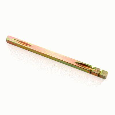 Квадратный стержень для ручек,8*8 L=150мм