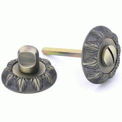 Сантехническая завертка к ручкам  BK 10 BIG МAB бронза античная матовая