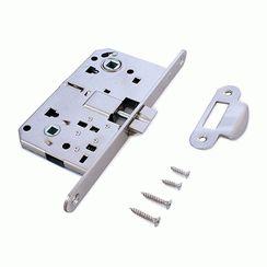 Защелка врезная ЗВ-4005 50/90 SN никель