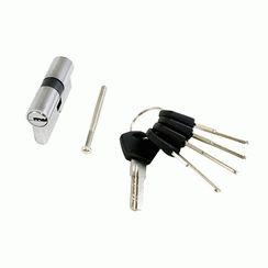 Цилиндровый механизм Апекс AVERS AM-60-CR хром перф. кл/кл 5кл.